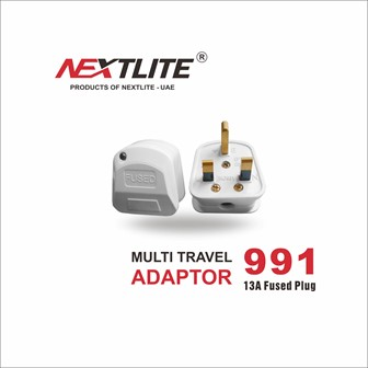 991 Multi Travel Adaptor
